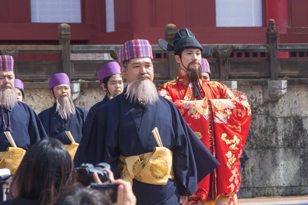 沖繩|首里城祭x感受輝煌的琉球王朝