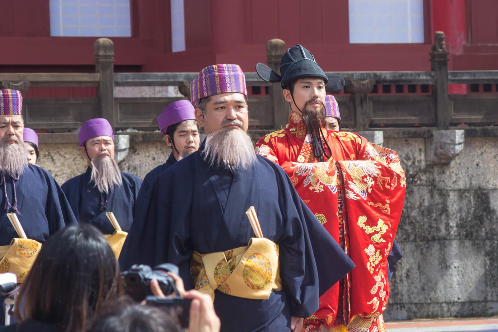 【沖繩祭典】首里城祭・感受輝煌的琉球王朝