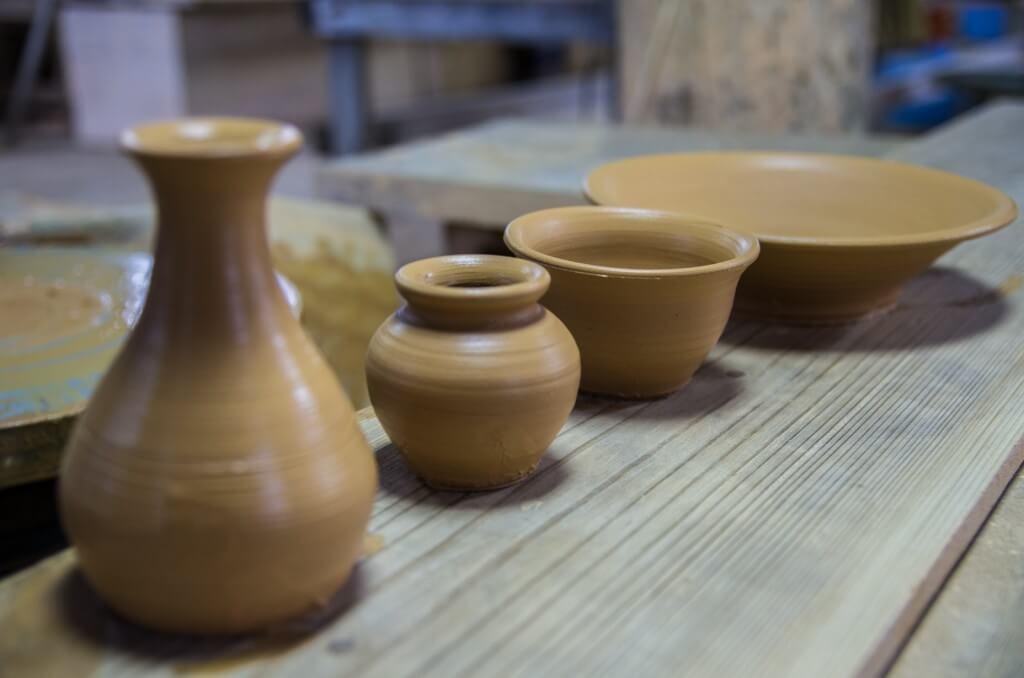 沖繩|與壺屋通不同的陶器味道x讀谷山燒之里
