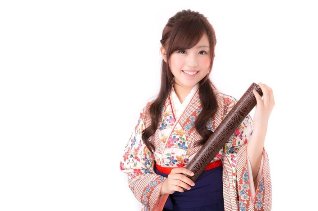 日本文化|日本大學畢業典禮傳統服飾「袴」