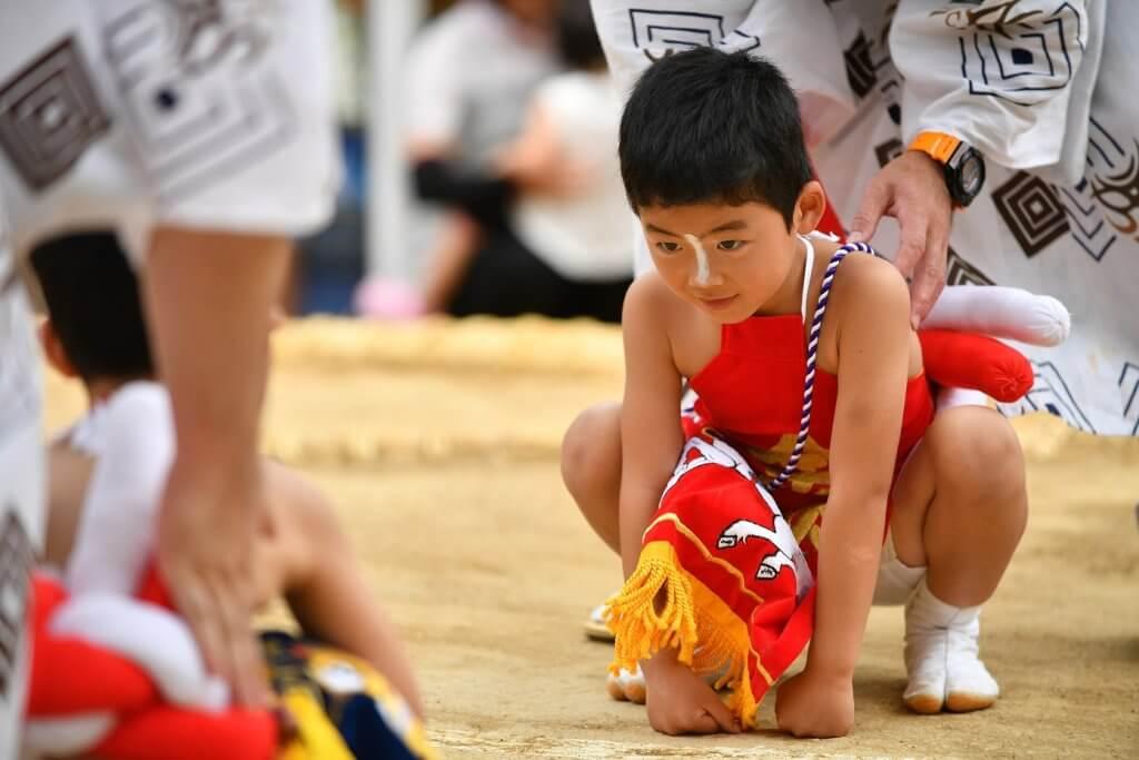 茨城|流傳近350年的相撲祭典「延方相撲祭」