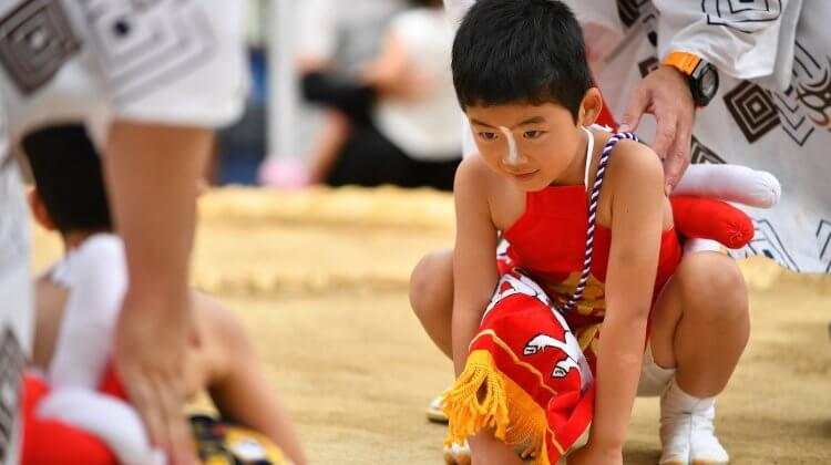 【茨城祭典】流傳近350年的勝負「延方相撲祭」