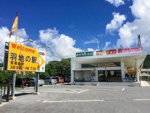 【冲绳美食】古宇利岛附近的药草天妇罗「羽地休息站」