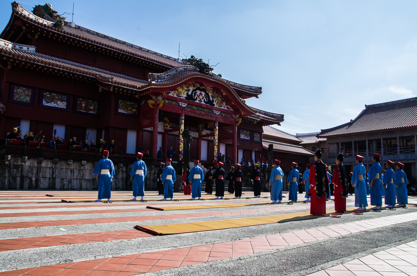 首里城新春之宴
