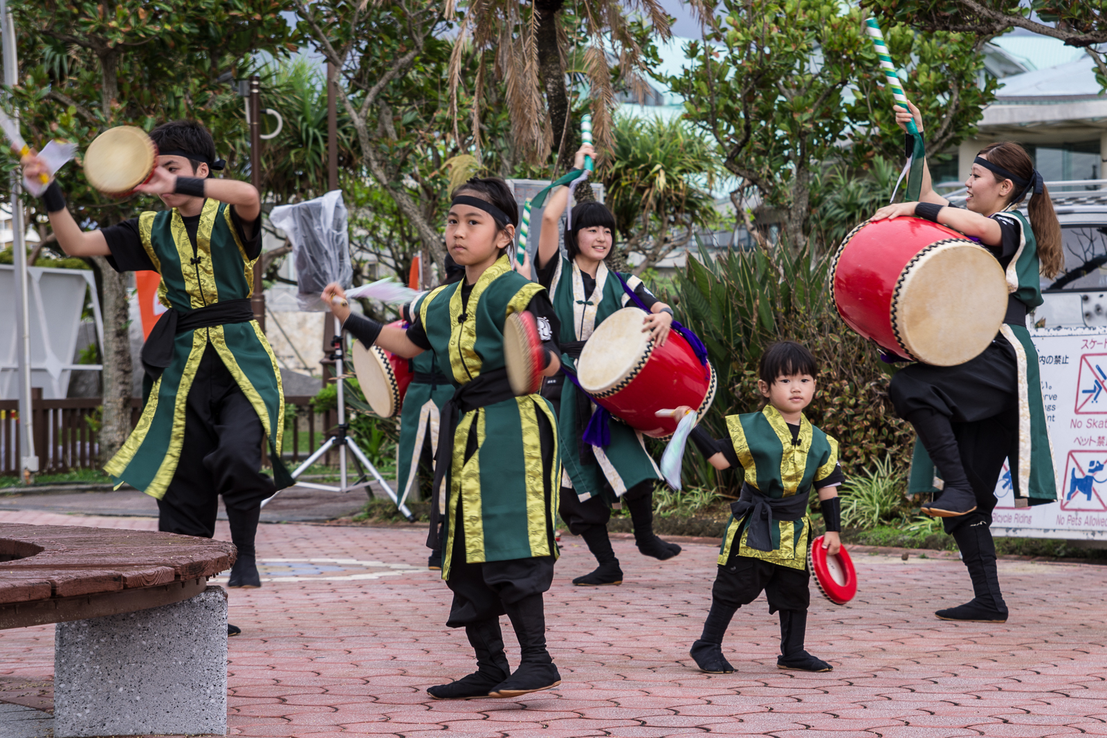 琉球海炎祭