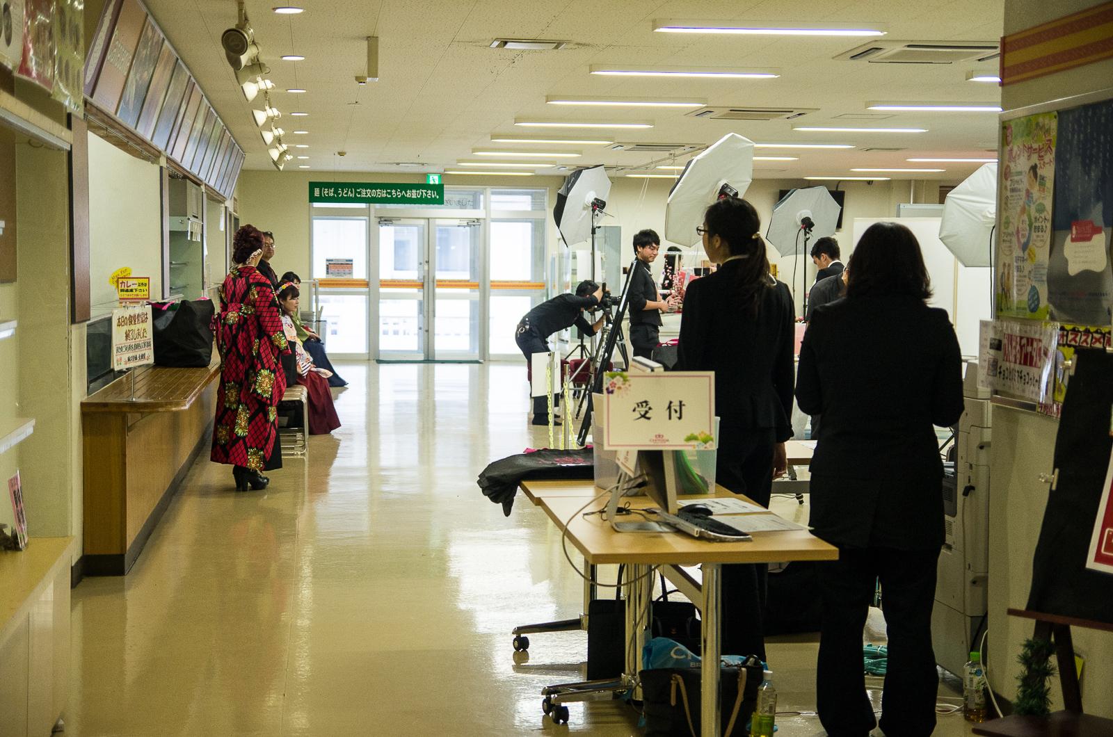 日本琉球大學畢業典禮集合