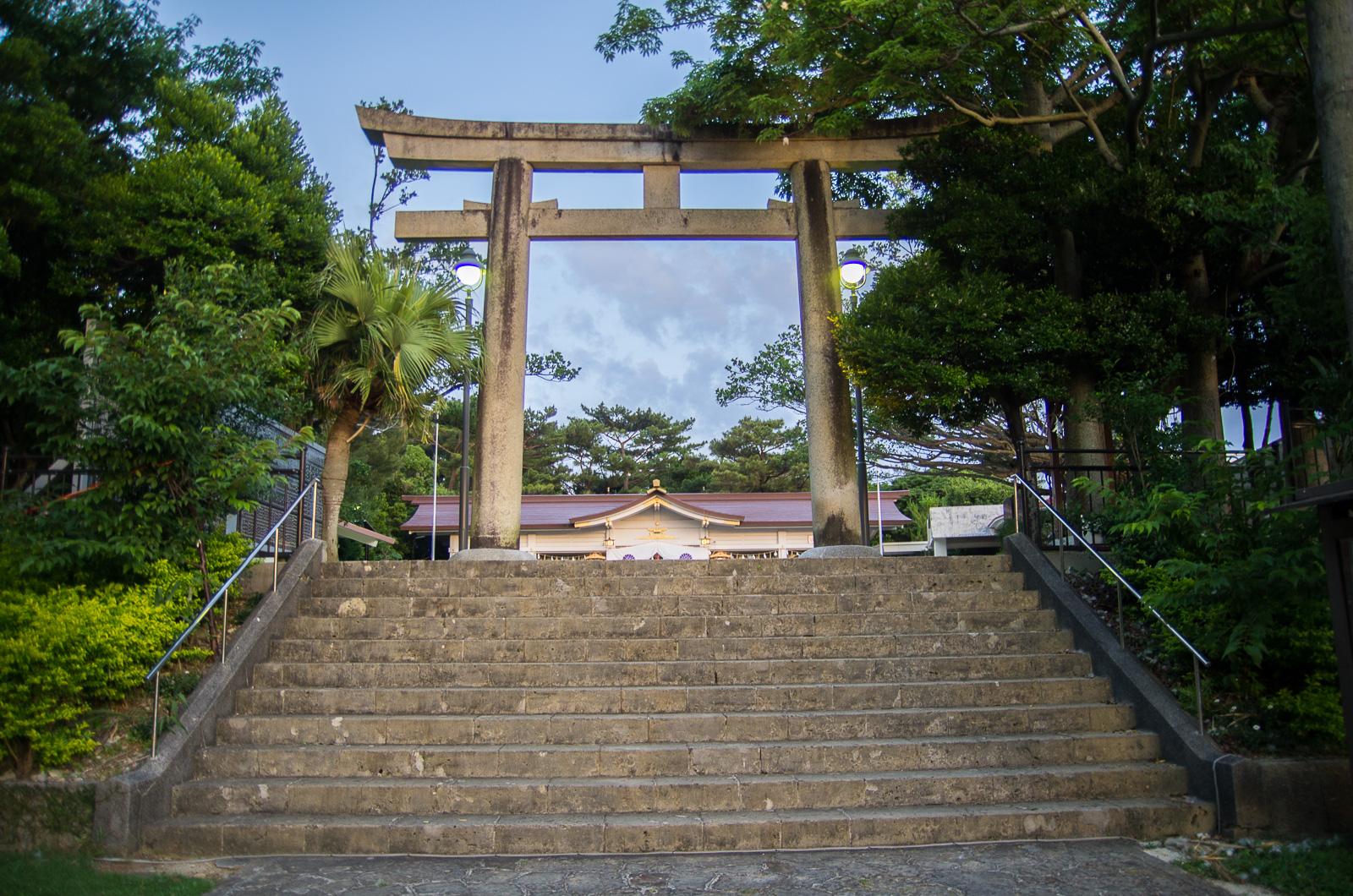 沖繩奧武山護國神社