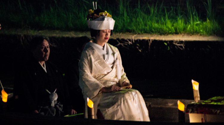 【茨城祭典】潮來菖蒲花祭x夢幻的花嫁入舟