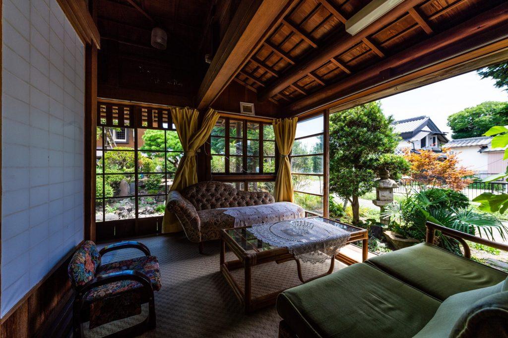 日本鄉下的老民宿