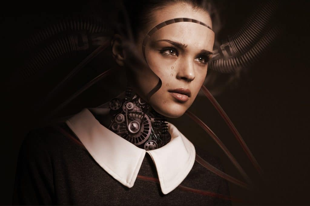 最新技術で作られた人工知能