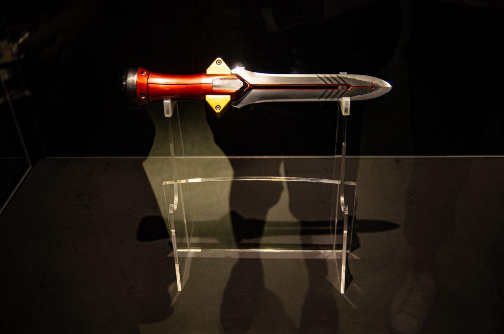 貳號機專用高振動粒子刀