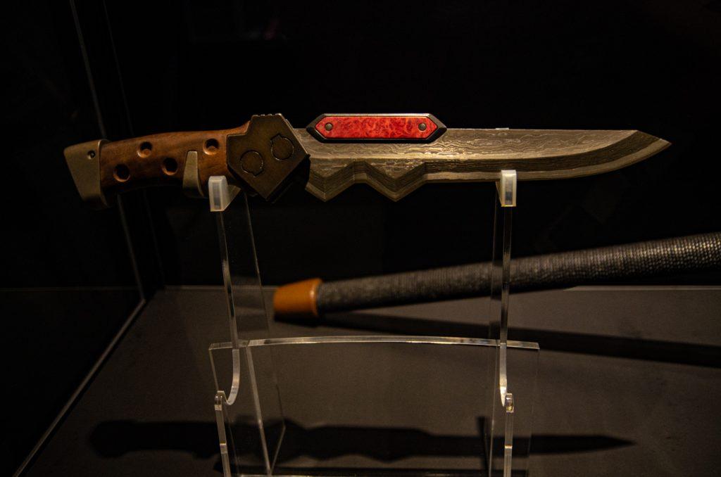 初號機專用高振動粒子刀