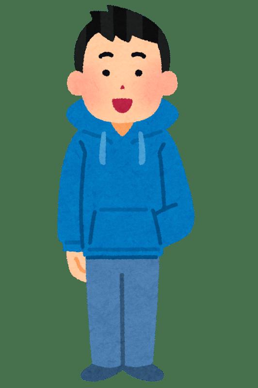 男生12月來沖繩玩,穿著也是要保暖