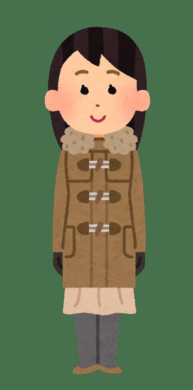 女生12月來沖繩玩穿穿著要保暖