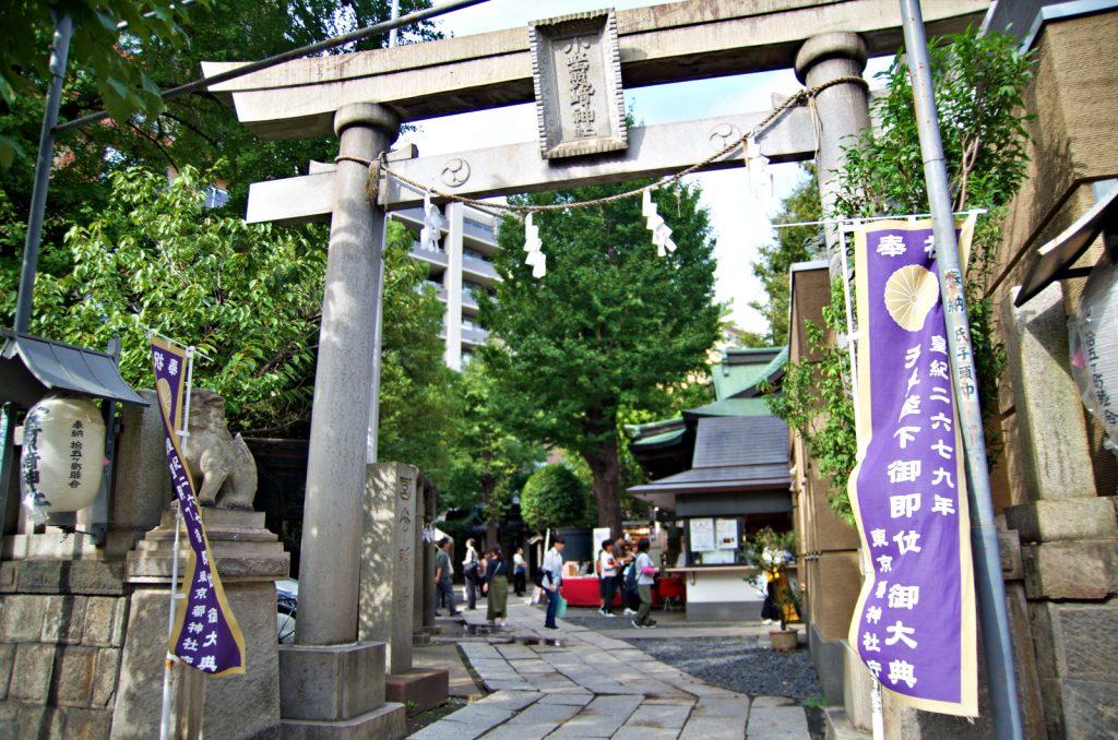 小野照崎神社鳥居