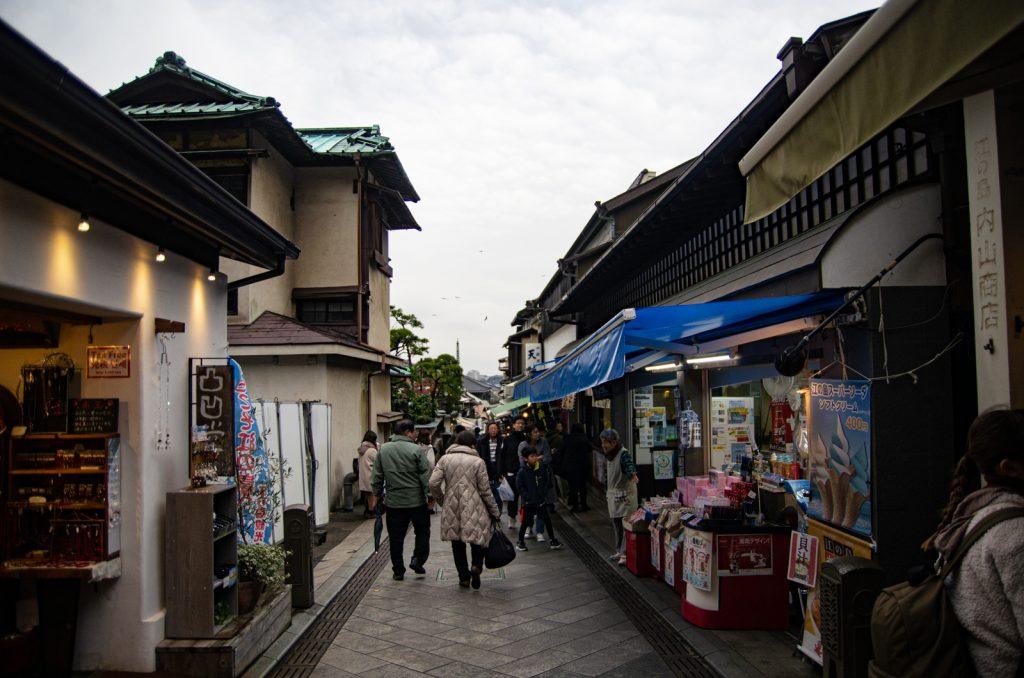 江之島商店街