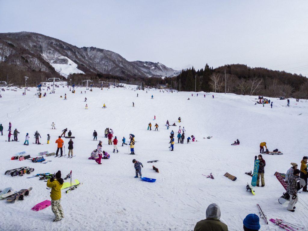 北志賀小丸山滑雪場
