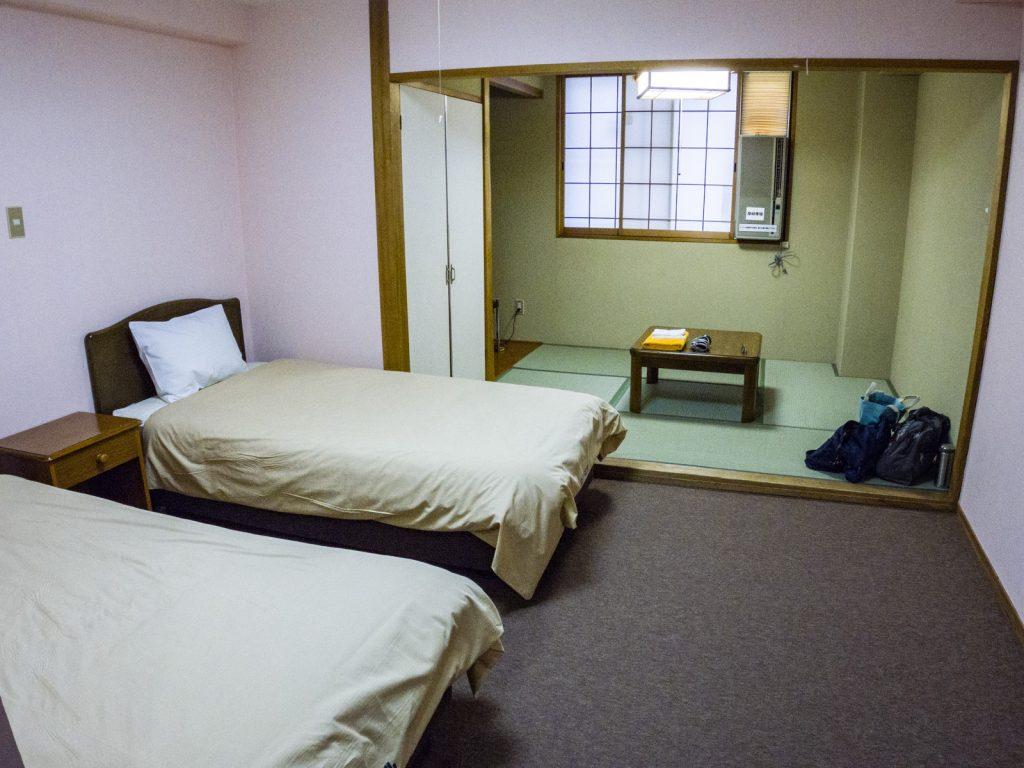 北志賀Grand Hotel West飯店房間大小