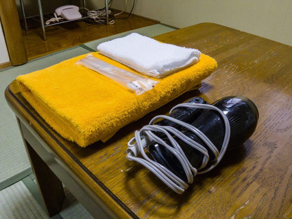 北志賀Grand Hotel West飯店房間衛浴用品