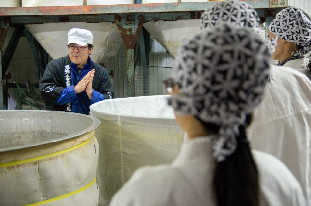 日本酒用米的解說