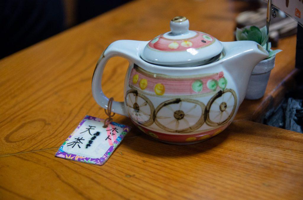 佐久飯店天茶