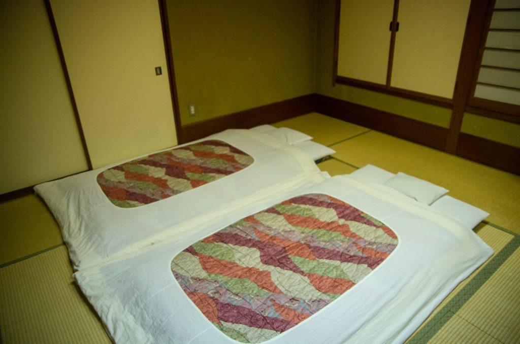 佐久飯店房間