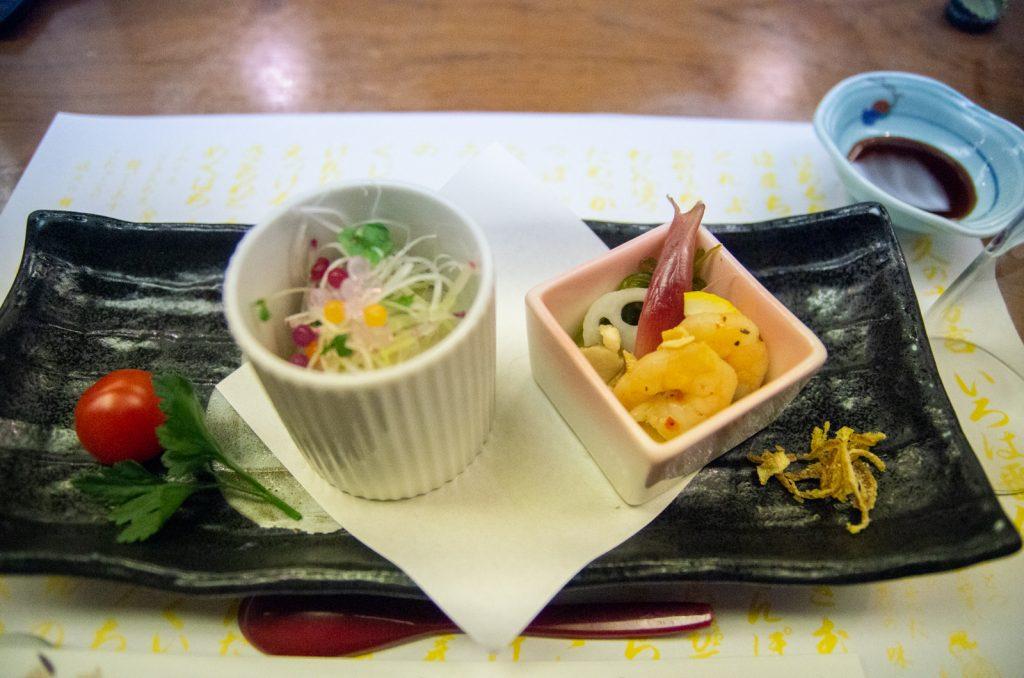 佐久飯店晚餐
