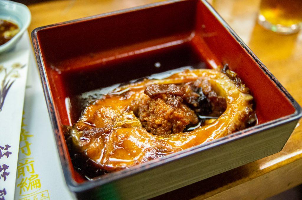 佐久飯店燉鯉魚