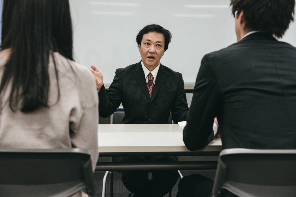 日本面試準備工作