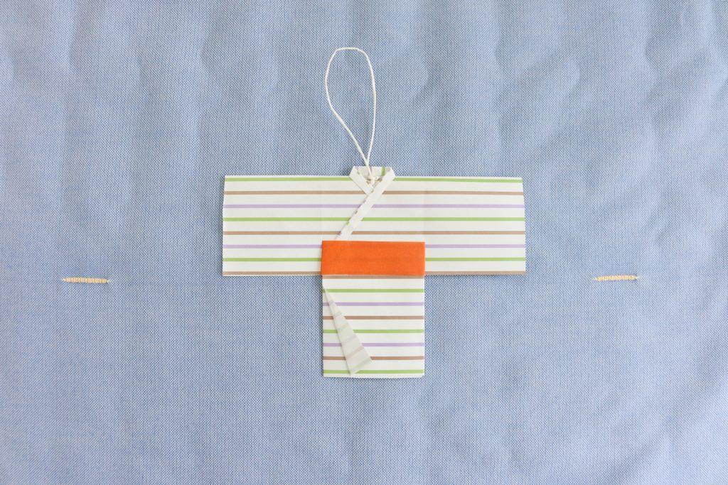 日本七夕紙衣