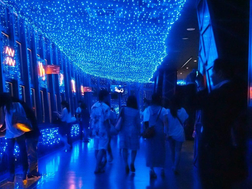 東京鐵塔銀河燈節