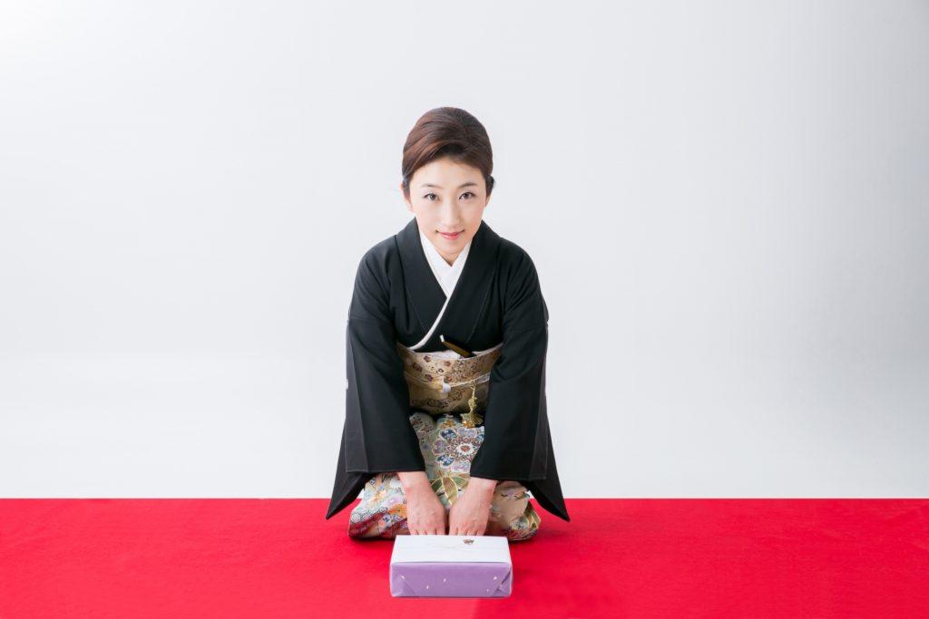 日本中元送禮習俗