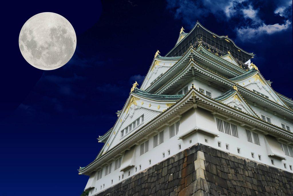 日本有關月亮的信仰