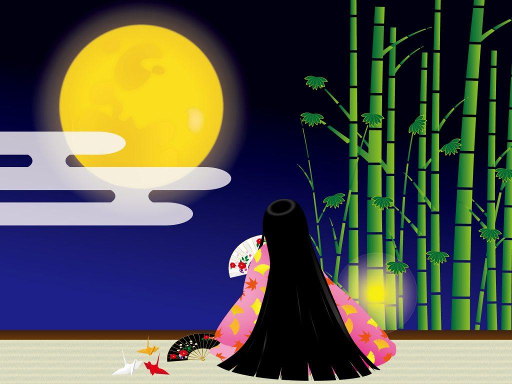 竹取物語傳說